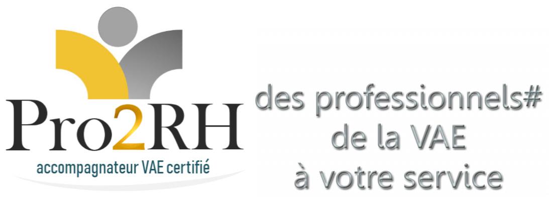 PRO2RH –  VAE CLÉS-EN-MAIN Logo